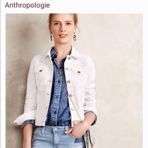 Anthropologie Pilcro and The Letterpress size Med